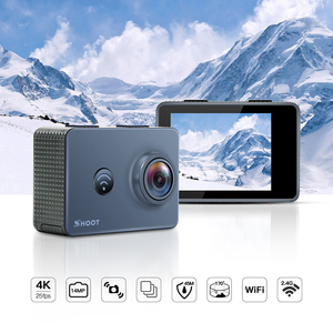 SHOOT 4K Action Camera WiFi Ul