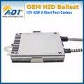 For MERCEDES W251 V251 R500 2006-2007 Free Shipping OEM Xenon HID Headlights Inverter Control OEM Ballast Module Igniter 12V 42W