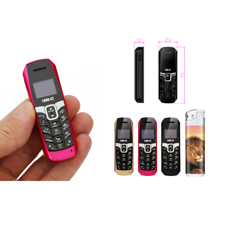 New LONG-CZ T3 Wireless Bluetooth Headset Dialer Stereo Mini Headphone Pocket Phone Support SIM Card Dial Call PK BM50 BM70