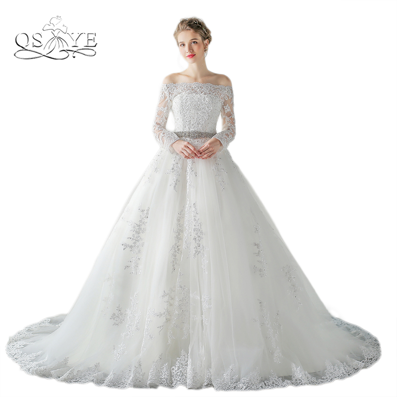 2017 new arrival lace wedding dresses cheap plus size off for Cheap plus size lace wedding dresses