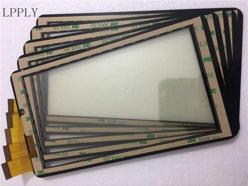 LPPLY Noir Nouveau Pour Digma Optima Premier 3 3G TS7131MG. Écran Tactile Digitizer Capteur Pièces De Rechange