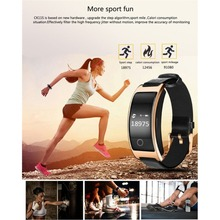 Outdoor Tools Smart Wristband Large Screen Health Monitoring Sports