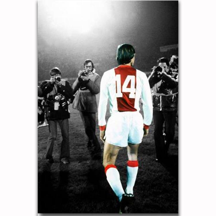 Johan Cruyff Niederlande Fußballer Shirt T-shirt Top Vintage Look Sbz1149 Herrenbekleidung & Zubehör Oberteile Und T-shirts
