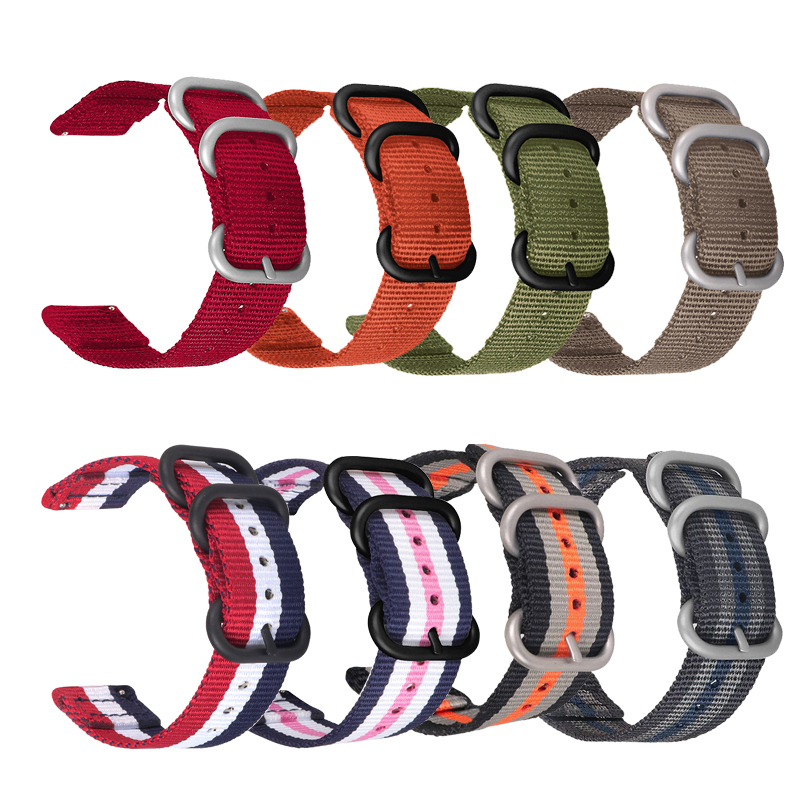 22 20mm Replacement strap for Samsung Gear sport S2 S3 Classic Frontier band Pebble Time galaxy watch 42 46mm huami amazfit bip22 20mm Replacement strap for Samsung Gear sport S2 S3 Classic Frontier band Pebble Time galaxy watch 42 46mm huami amazfit bip