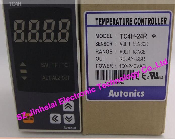 TC4H-24R  New and original   AUTONICS  100-240VAC  Temperature controller