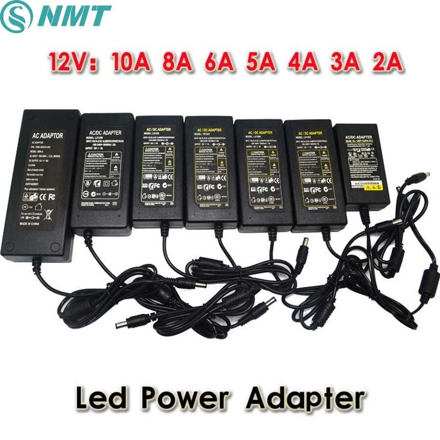 Led-netzteil DC12V 24 V led-treiber 2A 3A 4A 5A 6A 8A 10A Netzteil Beleuchtung Transformator für Led-streifen Licht