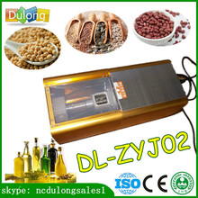 Oil press electric machine, press seed for oil ,oil mill machine , household press automatic home cold pressing heat press
