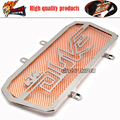 Motorcycle Engine Radiator Bezel Grill Grille Guard Cover Protector Stainless Steel Fit KTM DUKE 390