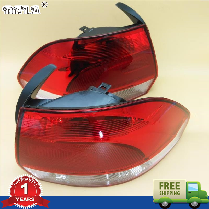 Car light For VW Polo Vento Sedan Saloon 2011 2012 2013 2014 2015 2016 New Rear Light Tail Light 1pcs 6ru 945 096 rh tail light taillamp rear light assembly right side for volkswagen polo sedan vento 2010 2014