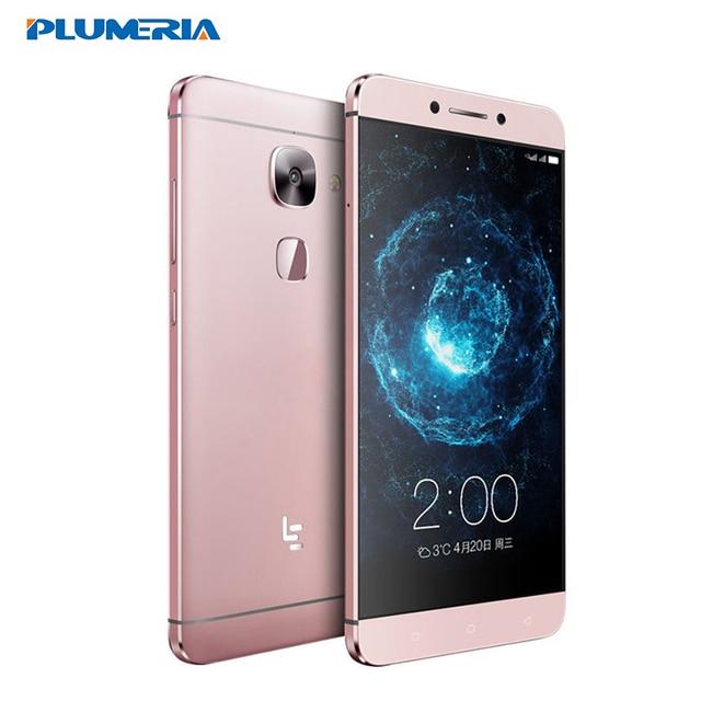 "Original Letv Le 2 x620 Deca Core MTK6797 5.5 "" 3GB RAM 16GB/32GB ROM 16.0MP Fingerprint 4G FDD Mobile Phone Android 6.0"