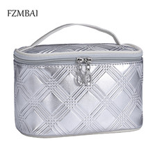 Euro Style Travel Bags Women's Waterproof Make-up Case