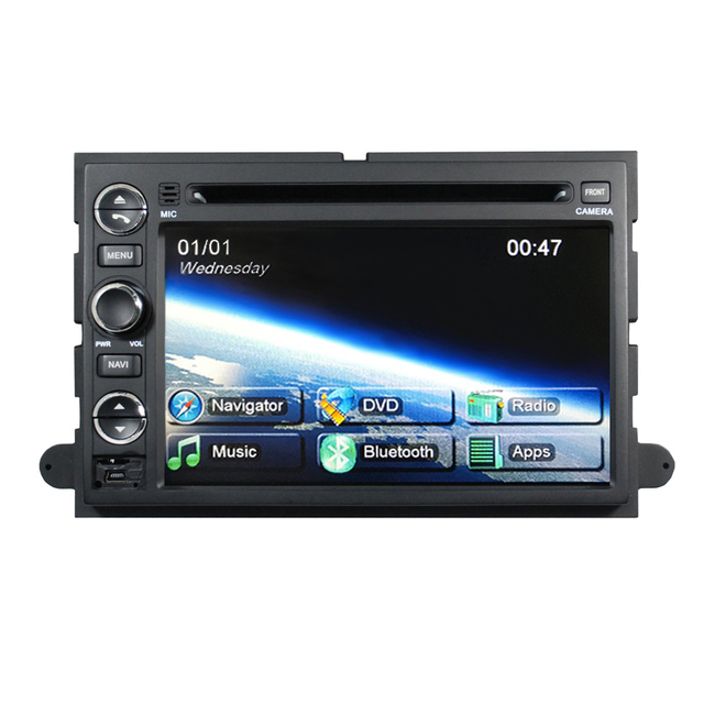 Car Dvd Gps Player For Ford F Expeditionedgefusionexplorer Wifi G