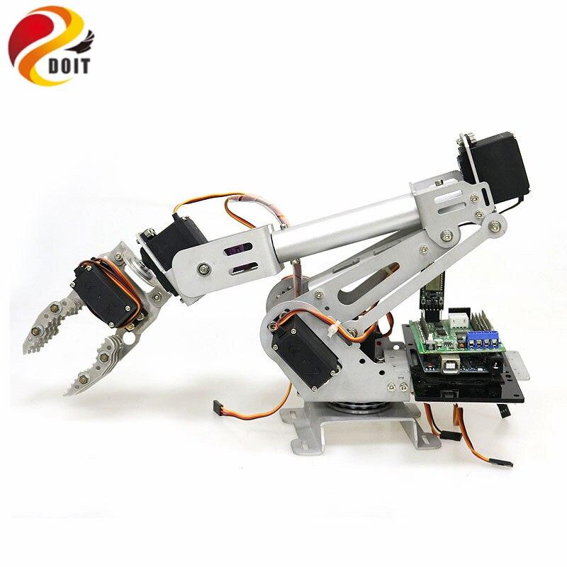 braco de funcionamento robotico do modelo abb 02