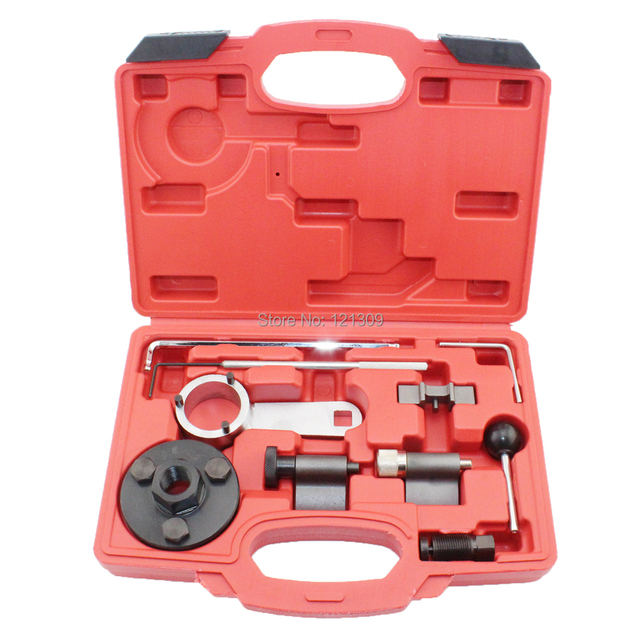 Engine Timing Tools Set for VW Audi Seat 1.6, 2.0 TDI A3 A4 A5 A6 TT Q3 Q5
