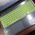 15 дюймов Силиконовая клавиатура для ноутбука обложка для Acer Aspire V5-572G V5-573G VN7-591G V15 V5 572 г V5-571G V5-571PG V5-572