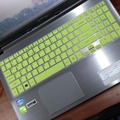 15 inch Silicone laptop keyboard cover for Acer Aspire V5-572G V5-572 V5-573G VN7-591G V15 V5 572g V5-571PG V5-571G