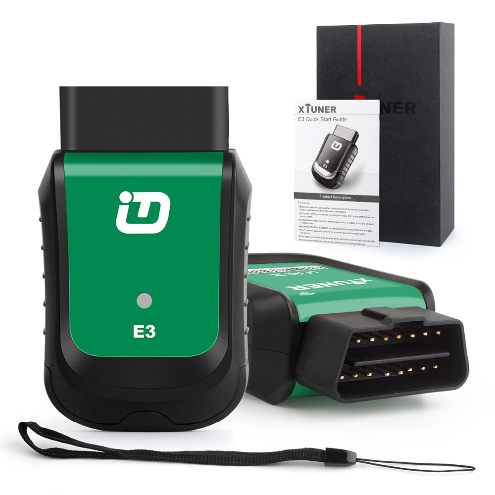 XTUNER E3 Easydiag OBDII Vpecker E3 Volledige System OBD 2 OBDII Auto Diagnose Scanner VPECKER WIFI