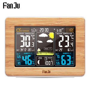 FanJu fj3365 Digital Alarm Clo