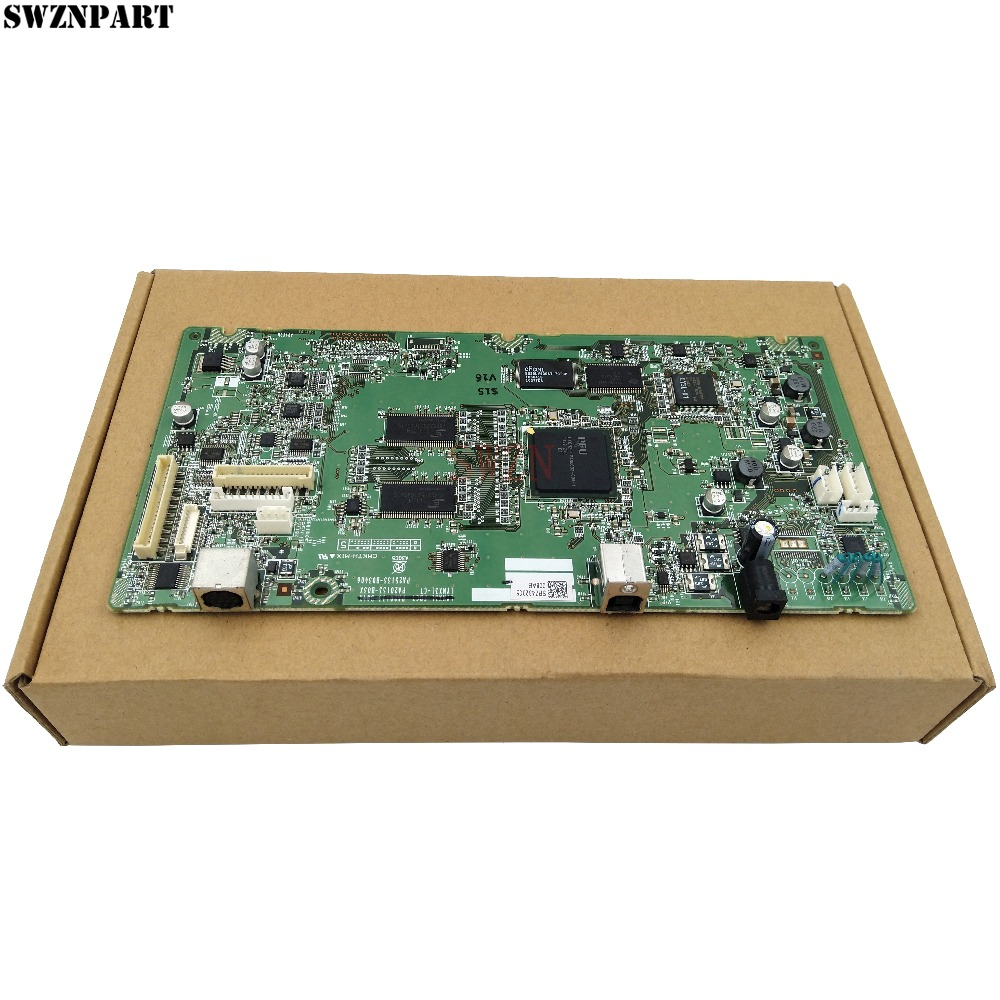 Document Scanner formatter board Main Controller Board For Fujitsu fi 6130 6130 fi6130 Main Logic Board