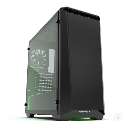 Здесь можно купить  PHANTEKS 416PTG Computer case (With 2 RGB fans / support 280 water-cooled / back-line SSD long graphics card)  Компьютер & сеть