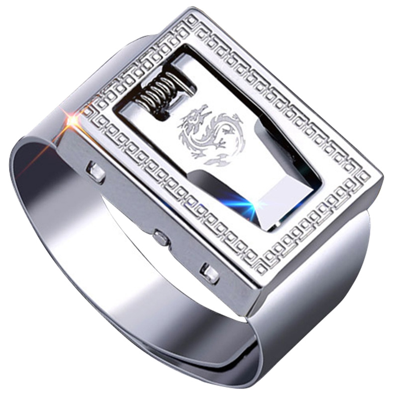 Joint Ring Self-Defense Artifact Antiwolf Ring Body Guard Ring Invisibility Belt Knife Outdoor Equipment Gift For Girlfriend J