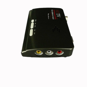 Image 4 - Dijital HDMI DVB T T2 dvbt2 TV kutusu VGA AV CVBS TV alıcısı dönüştürücü ile USB dvb t2 Tuner Mpeg 4 H.264 uzaktan kumanda ile