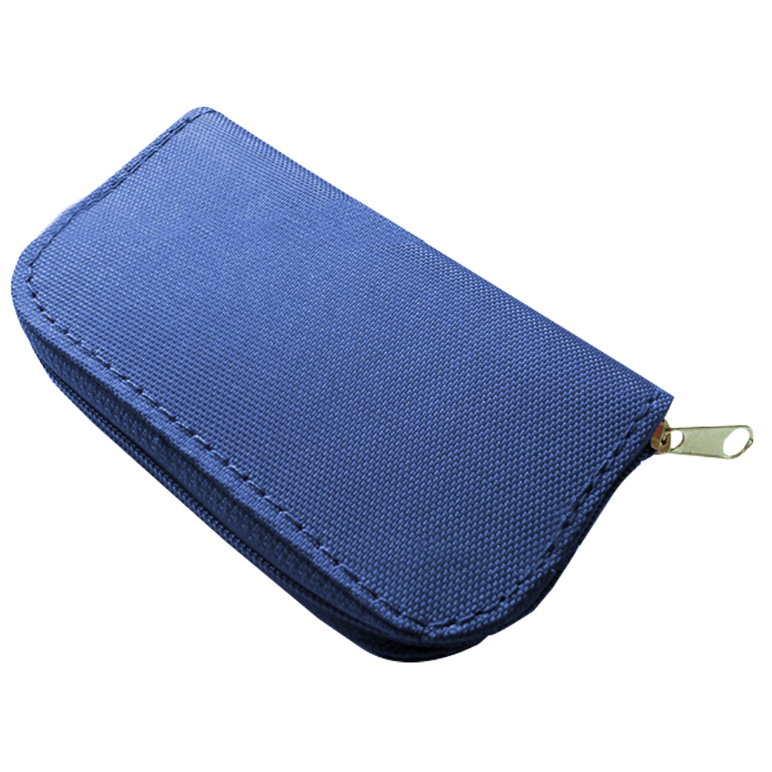 Etmakit Blue Memory Card Storage Carrying Case Holder Wallet 18slots + 4 Slots For CF/SD/SDHC/MS/DS 3DS Game Accessory