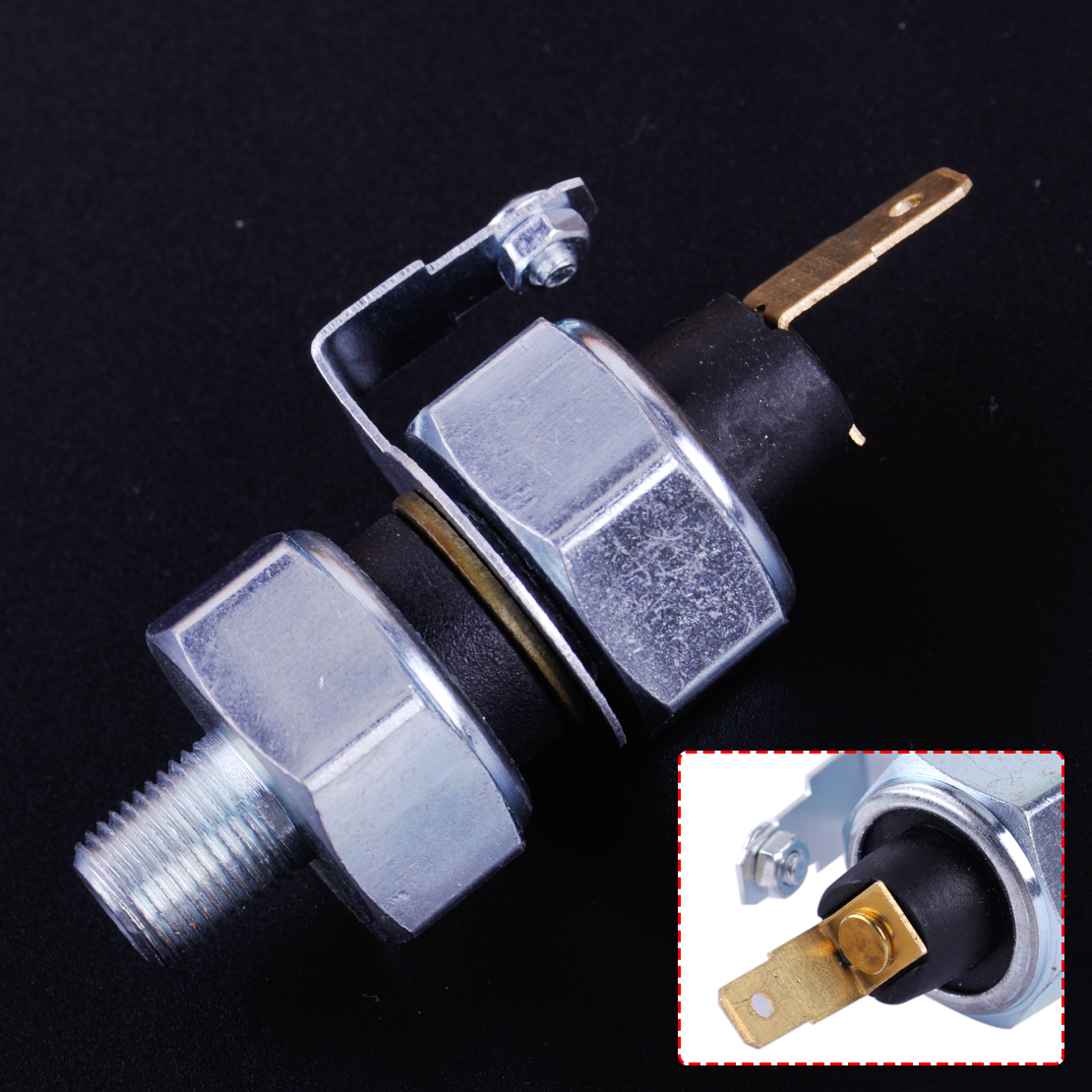 LETAOSK Oil Alarm Sensor Fit For Kipor Kama KM186F Diesel Generator Parts