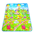 180*150cm Boys Fruit Letter Baby Play Puzzle Mats Crawling Pad Kids Developing Game Carpet Beach rug mat Toys For Children 713