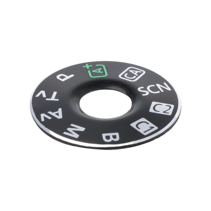 Camera Function Dial Mode Interface Cap Button Repair Parts For Canon EOS 6D New image