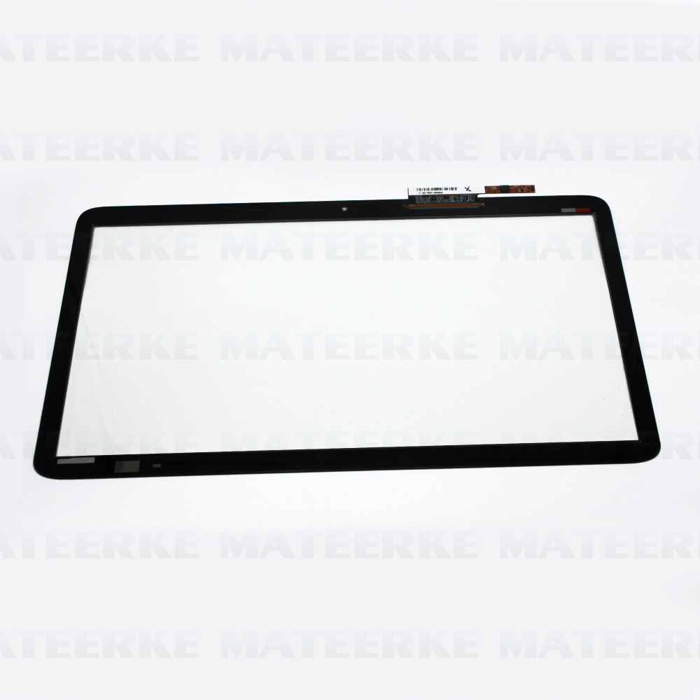 High quality 17.3  For HP ENVY TouchSmart 17J (TCP17F92V1.0) Touch Screen Digitizer Glass Panel Replacement laptop touch screen for hp for envy 4 1000 tcp14e53 v1 0 v2 0 digitizer glass panel brand new