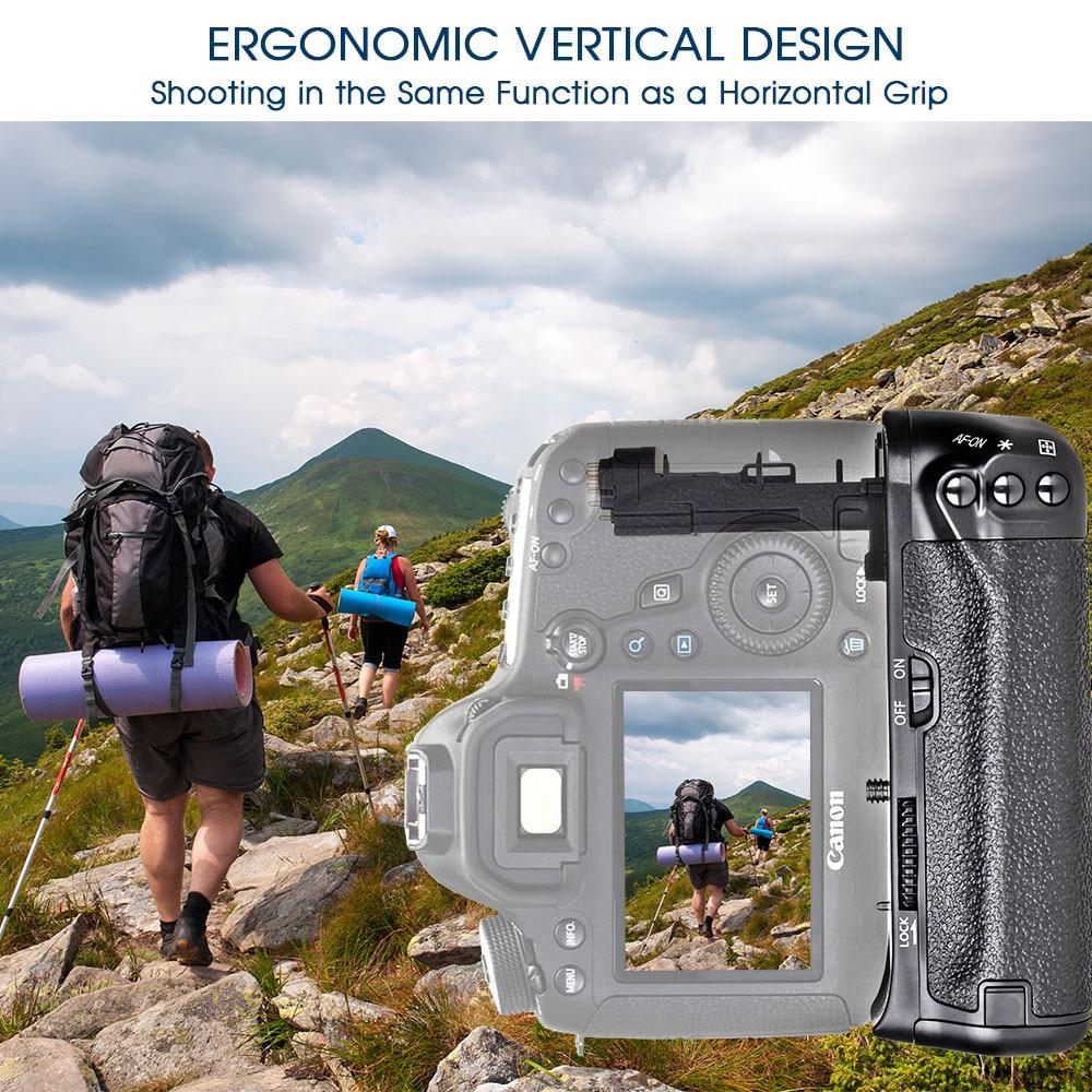 Travor Multi Power Vertical Grip za Canon 6D zamjenu za fotoaparat - Kamera i foto - Foto 3