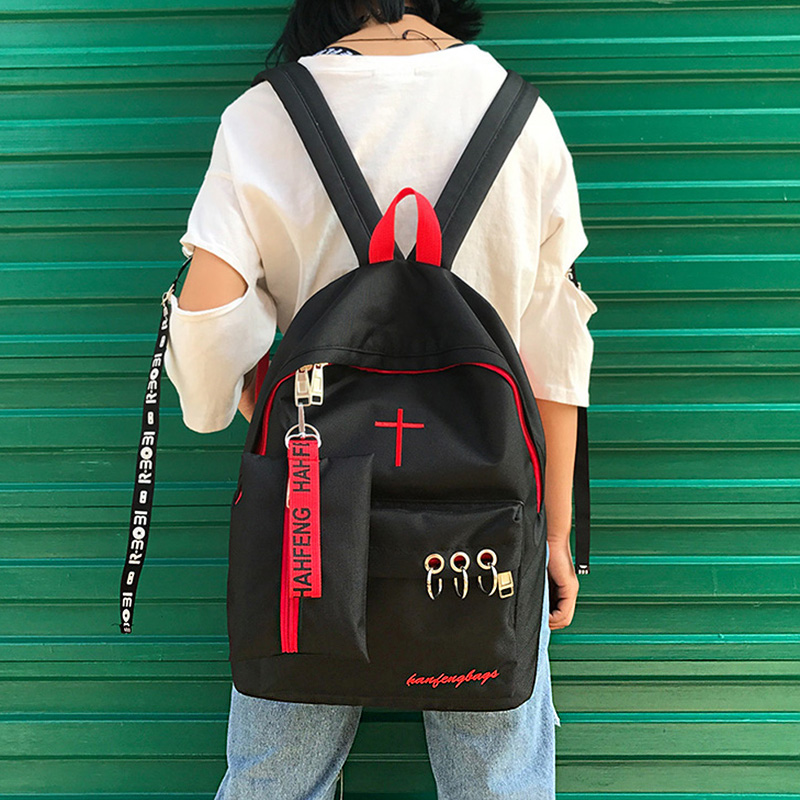 Children School Bags For Girls Boys 2017 Harajuku Children Backpack In Primary School Backpacks Mochila Backpack Youth ulzzang цена и фото