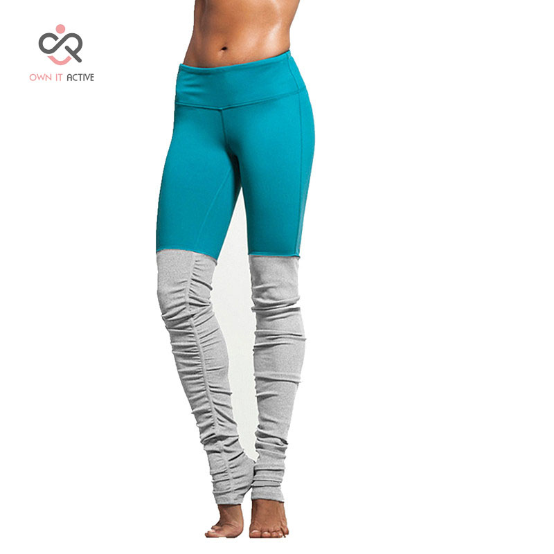 Nieuwe hoge elastische yogabroekjes voor vrouwen Yoga godin - Sportkleding en accessoires
