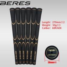 Ручки для гольфа высококачественные резиновые ручки Honma iron grip 100 шт./партия