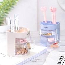 Цветной мини карандаш держатель для ювелирных украшений подставка