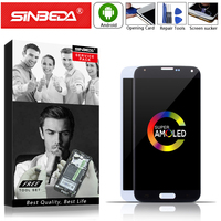 5.1 Super AMOLED For SAMSUNG Galaxy S5 i9600 G900F G900H G900M G9001 G900R LCD Display Touch Screen For Samsung S5 LCD Display