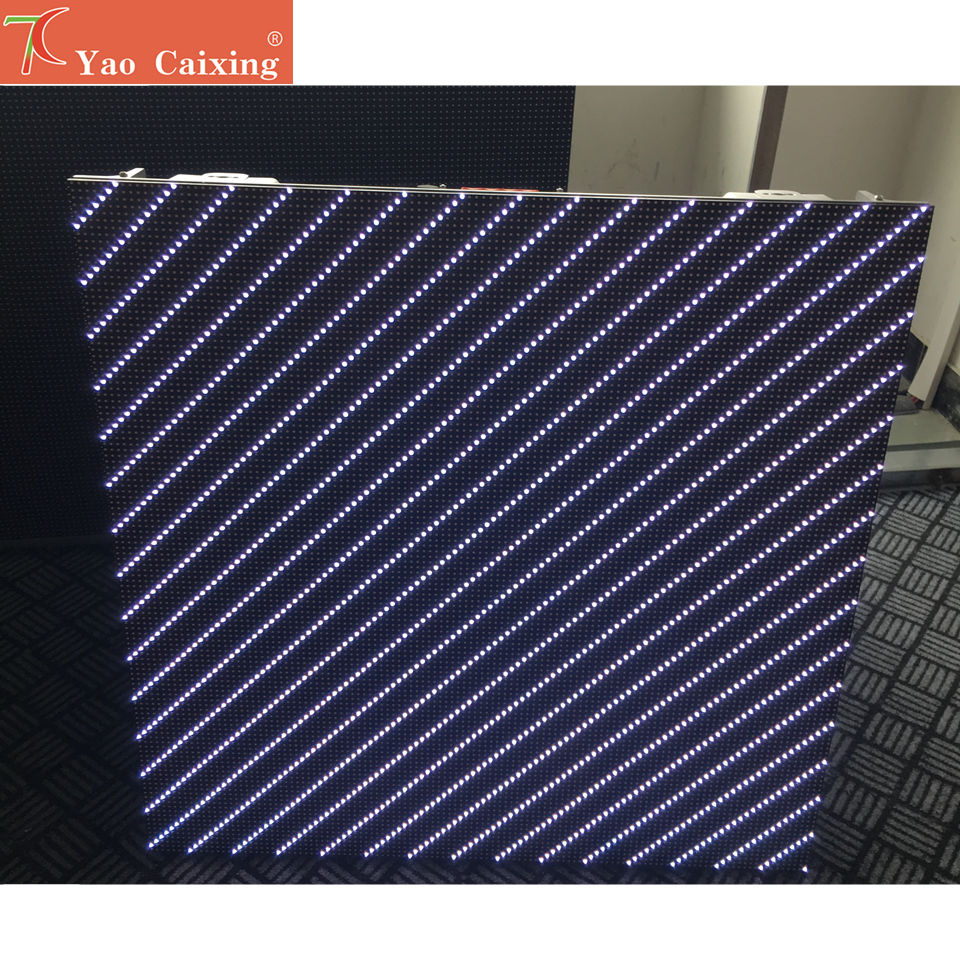 960x960mm SMD3535 Waterproof RGB P8 Outdoor Led Cabinet Video Wall P5 P6 P10 Rgb Screen Dot Matrix Full Color Led Display
