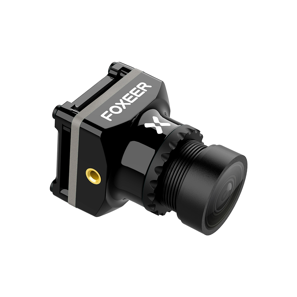 Foxeer مزيج PAL/NTSC للتحويل 1080p 60fps سوبر WDR البسيطة HD FPV كاميرا مع 2.1 مللي متر عدسة ل FPV سباق drone إطار الغيار جزء-في قطع غيار وملحقات من الألعاب والهوايات على  مجموعة 3