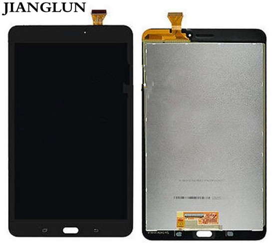 JIANGLUN For Samsung Galaxy Tab E 8.0 T377 T3777 LCD Display +Touch Screen Digitizer Assembly 20pcs lot new original for samsung galaxy s5 i9600 display lcd touch screen digitizer complete assembly free dhl