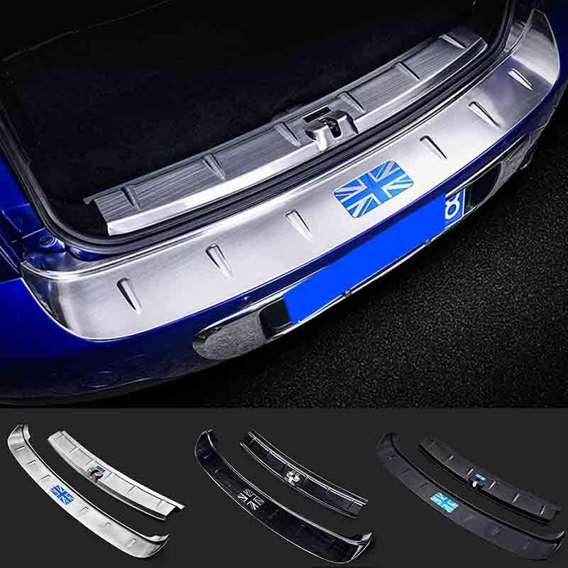 Автомобильные подушки с принтом флага Великобритании Юнион Джек углеродного волокна задний багажник крышка накладка, отделка, декоративн