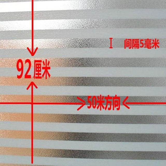 Fenster Aufkleber Streifen Peeling Papier Glasfolie Papier Zurück Vinyl  Papier Dusche Zimmer Balkon Glas Fenster Tapete