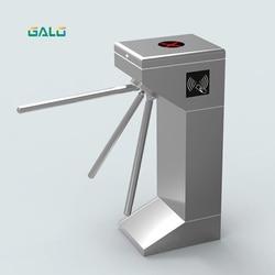 Elektromagnetyczny ze stali nierdzewnej napędzane bramka obrotowa bariery dla systemu kontroli dostępu
