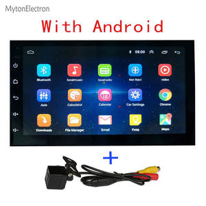 GPS Navigation Camera Multimedia-Player Rearview-Backup Table Android-Radio Parking Wifi