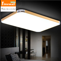 2016 Km Surface Mounted Modern Led Ceiling Lights For Living Room Light Fixture Indoor Lighting Decorative