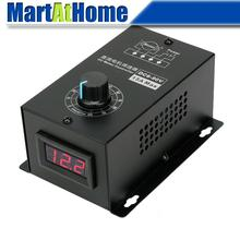 DC двигатель PMW регулятор скорости контроллер DC 6-90 в универсальный положительный разворот поддержка PLC контроль обратная защита