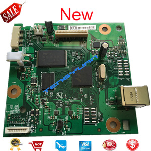 Image 1 - LaserJet CZ172 60001 NEW original Formatter Board Logic mainboard For HP LaserJet Pro M125a M125ra 126A M125A MFP  Printer parts