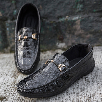 laisumk genuine leather casual shoes fashion men shoes breathable summer comfortable men real leather shoes slip on moccasins New Arrival Leather Loafers Men Casual Shoes Fashion Top Quality Driving Moccasins Slip On Loafers Men Flat Shoes Comfortable