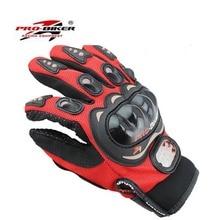 ¡ Venta caliente! auténticos Pro-Motorista de carreras de motos de protección ciclismo guantes de moto de Cross-country