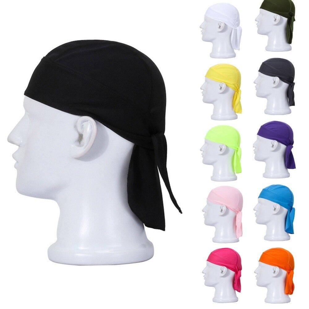 Outdoor Cycling Cap Quick Dry Clean Shawl Headband Head Scarf Men Running Hat Riding Bandana Ciclismo Women Men Cycling   Headwear
